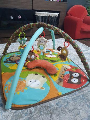 Коврик Skip Hop Zoo развивающий детский с дугами