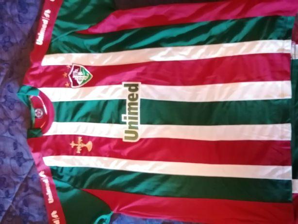 Equipamento de coleção Fluminense