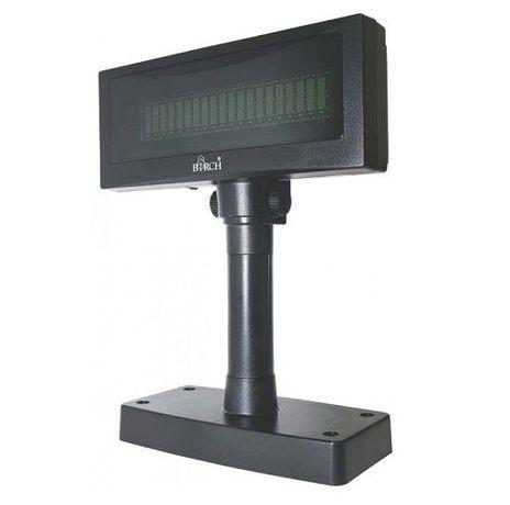 Visor POS- Birch 2X20 USB/RS232 - DSP-850III