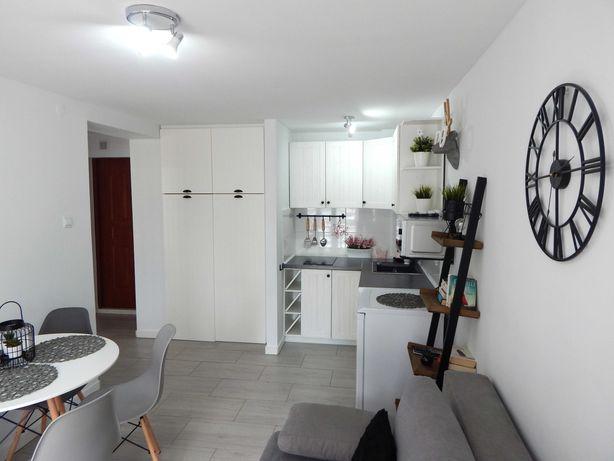 Apartament przy plaży - Lubniewice, nocleg nad jeziorem, całoroczny