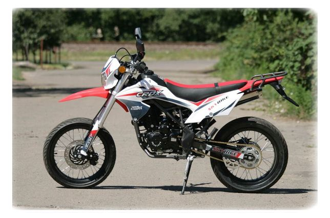 Мотоцикл Skybike (Скайбайк) CRDX-200