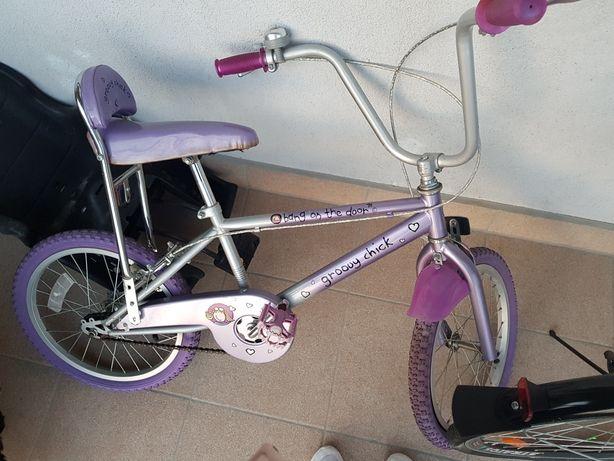 Dziewczęcy rowerek