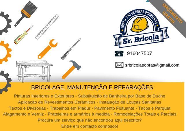 Bricolage e Obras Domésticas