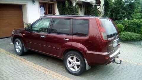Nissan x-trail 2,2D 2001