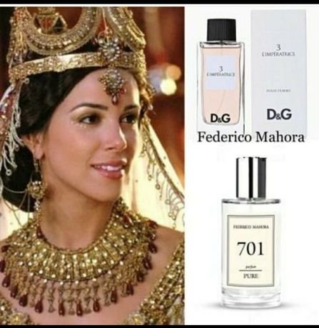 Духи Dolce&Gabbana 3 L'Imperatrice FM World-Pure 701
