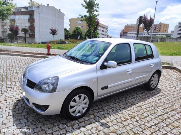 Renault Clio 1.2 16V SE Storia