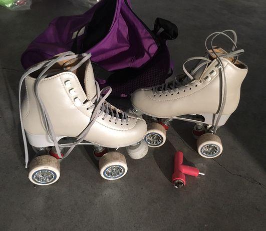 Patins - patinagem artística