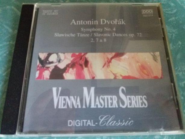 Vienna Master Series, Antonín Dvořák
