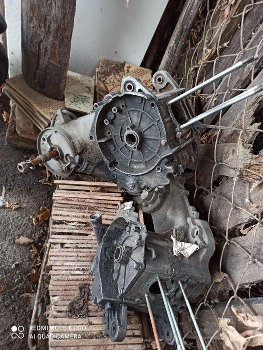 Картера двигателя139qmb 12 колесо.50-150cc Славянск - изображение 1
