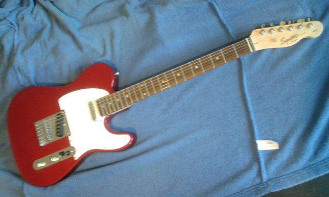 Fender Squier Telecaster gitara - zamienie na gitare Stratocaster lub
