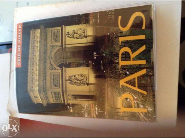 Guia de viagem - paris