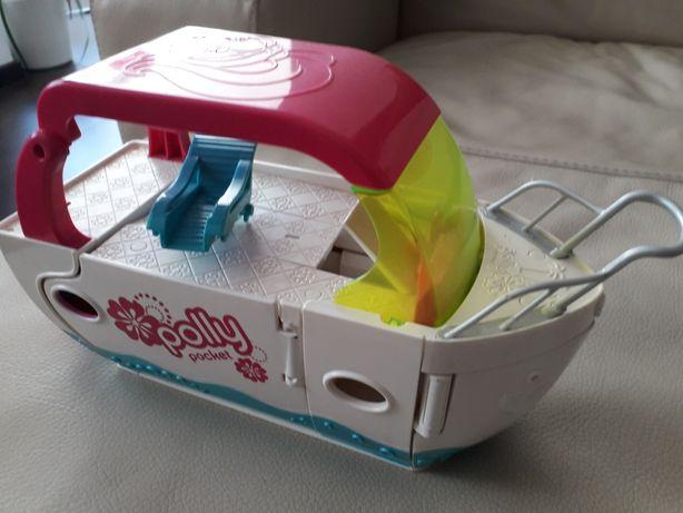 Barco de recreio da Polly