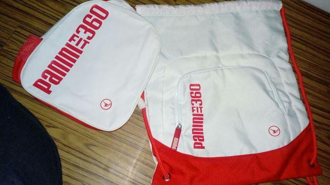 Dwa nowe plecaki