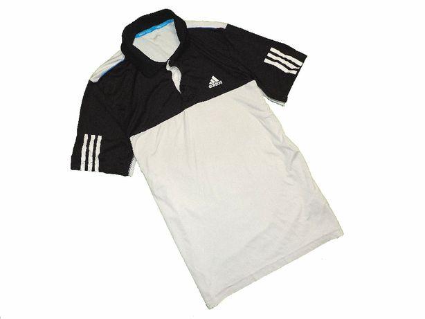 Adidas_markowa męska polówka_M