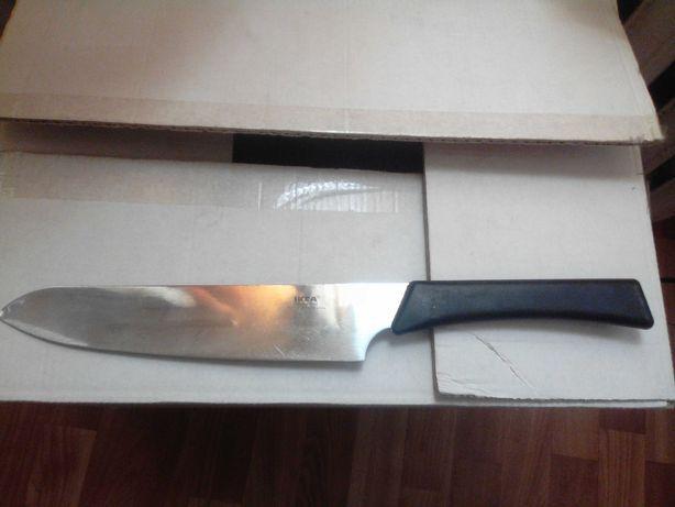 нож IKEA в нормальном состоянии