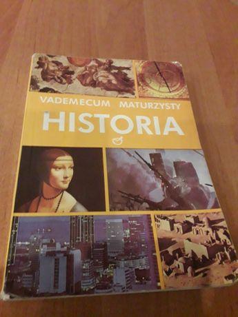 """Historia vademecum maturzysty"" A. Chojnowski i H. Manikowska"