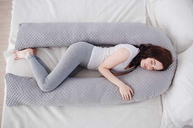 Подушка-обнимашка для беременных Вагітних. Бортик, Кокон, Лёгкий сон
