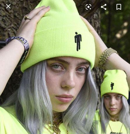 czapka Billie Eilish