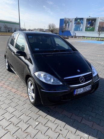 Mercedes-Benz A klasa w169 A150 Benzyna 142 tys!!