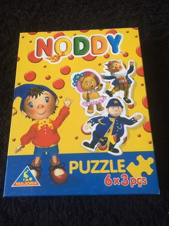 Puzzle do Noddy