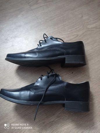 Buty dla dziecka na komunię bądź wesele