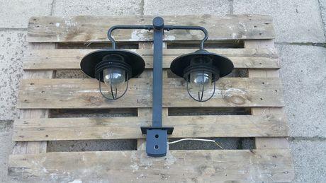 Stylowe lampy ogrodowe