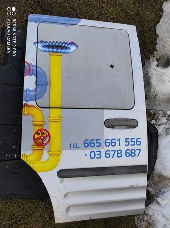 Ford connect Drzwi boczne przesuwne prawe kompletne 2001- 2013