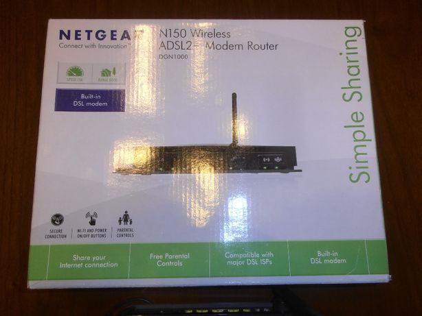 Router netgear N150 DGN 1000