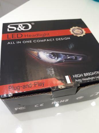 LED H7 6000K