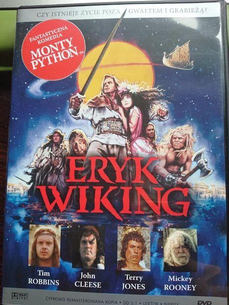 MONTY PYTHON w filmie Eryk Wiking na dvd