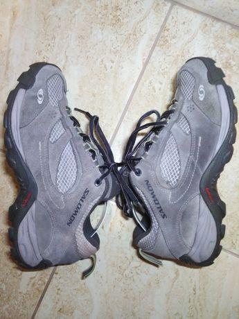 Трекинговые кроссовки Solomon, cтелька 24,5. Оригинал