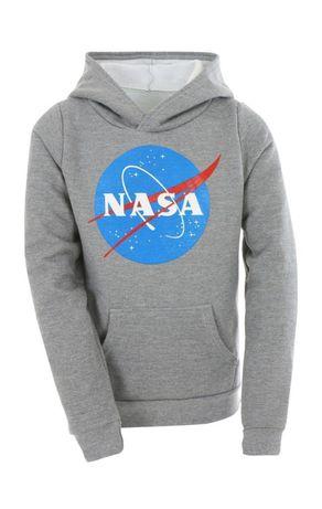 Bluza NASA Szara 134
