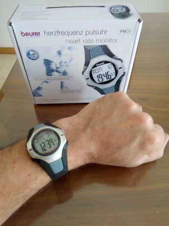 Relógio Cardio Fitness Novo