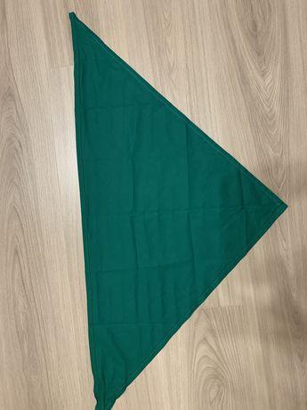 zielona chusta harcerska ZHP