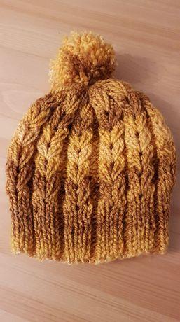 czapka hand made unikalna