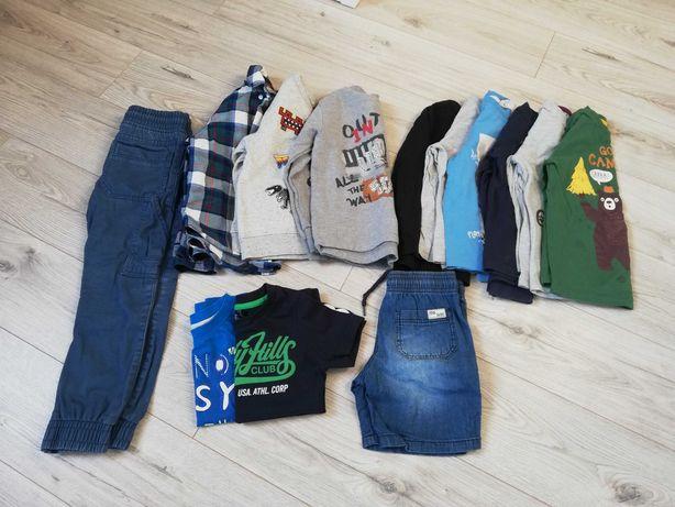 Zestaw ubrań dla chłopca 4-5 lat