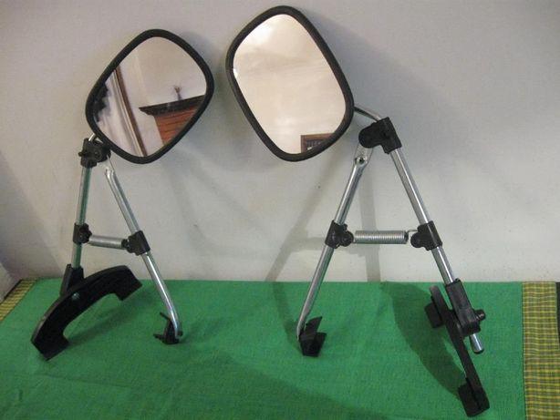 Espelhos retrovisores para atrelado ou autocaravana clássicos