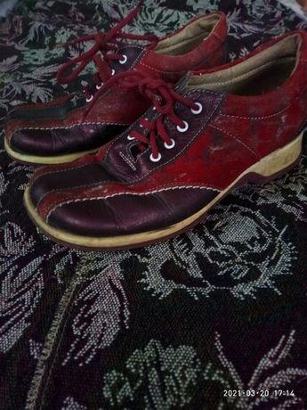 Туфли для девочки на весну