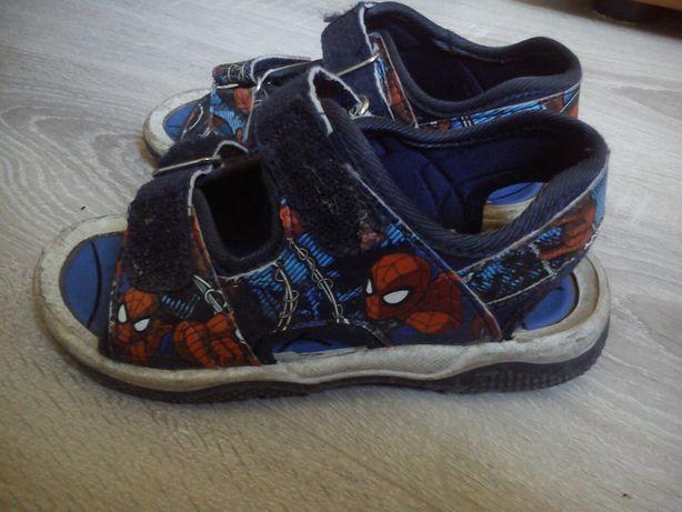 Sandałki Spiderman dla chłopca /lub dziewczynki/ r.11