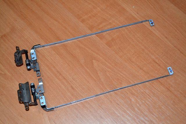 Петли ноутбука HP G62 разборка