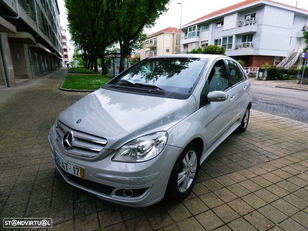 Mercedes-Benz B 180 CDi Autotronic
