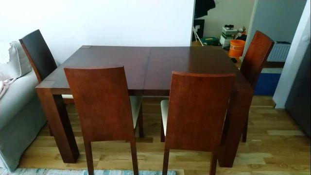 Stół rozkładany - PAGED MEBLE Milano