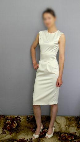 вечернее, свадебное платье на худенькую девушку