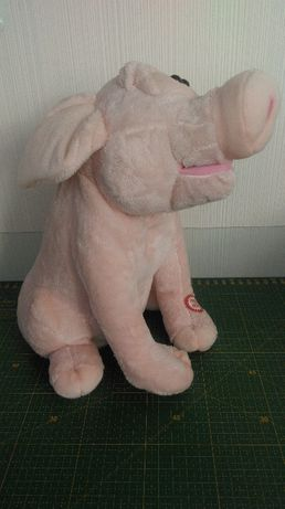 Чудесный подарок в год Свиньи.Поющая и танцующая свинка Пеппа.
