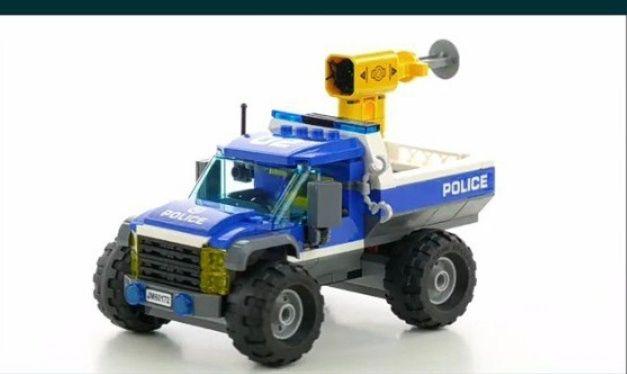 НОВЫЙ LEGO city оригинал Лего Сити полицейская машинка 60172