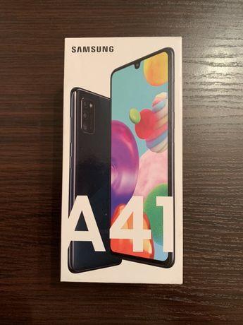 Samsung A41 nowy zaplombowany