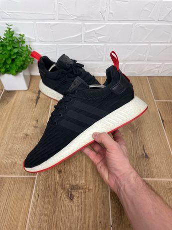 Мужские кроссовки Adidas NMR original 49 стильные boost 32см