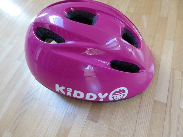 2 Kaski na rower dla dzieci S, M