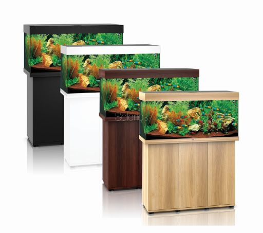 NOWY zestaw Juwel RIO 180 LED (180l) z szafką, różne kolory