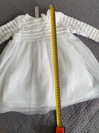 Sukienka na chrzest coccodrillo